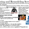 Jc painting and remodeling