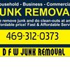 D F W Junk Pickup